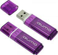 Накопитель Flash USB QUMO 8GB Optiva 01 Violet