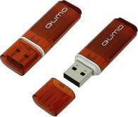Накопитель Flash USB QUMO 16GB Optiva 01 Red
