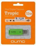 Накопитель Flash USB QUMO 32GB Tropic Green