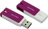 Накопитель Flash USB QUMO 16GB Click Violet
