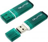 Накопитель Flash USB QUMO 16GB Optiva 01 Green